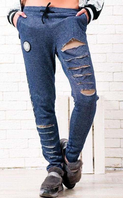 Спортивные брюки 39473-01