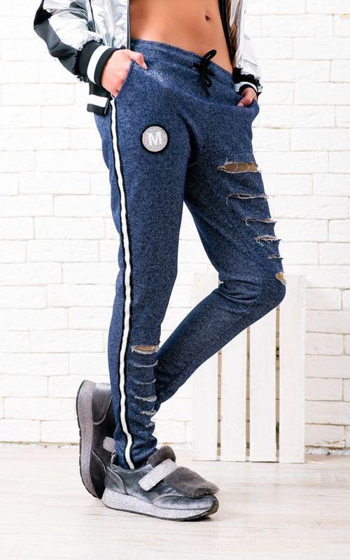 Спортивные брюки 39473-01  1