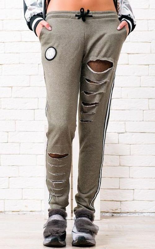 Спортивные брюки 39474-01