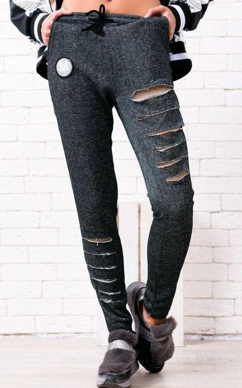 Спортивные брюки 39471-01