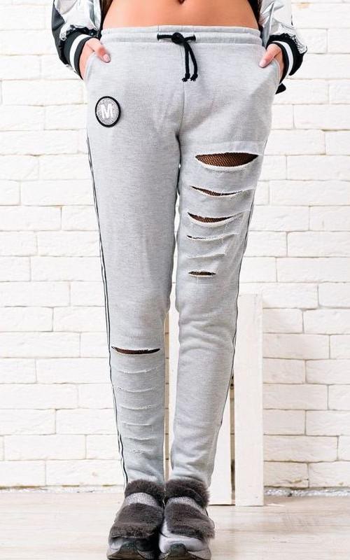 Спортивные брюки 39472-01
