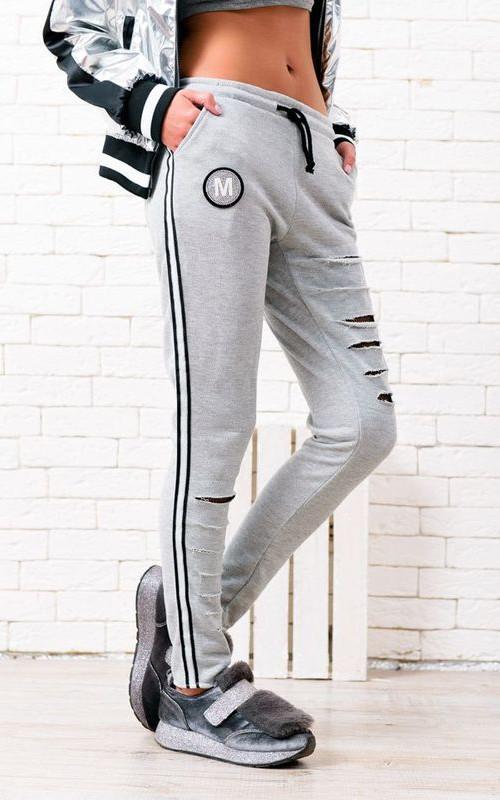 Спортивные брюки 39472-01  1