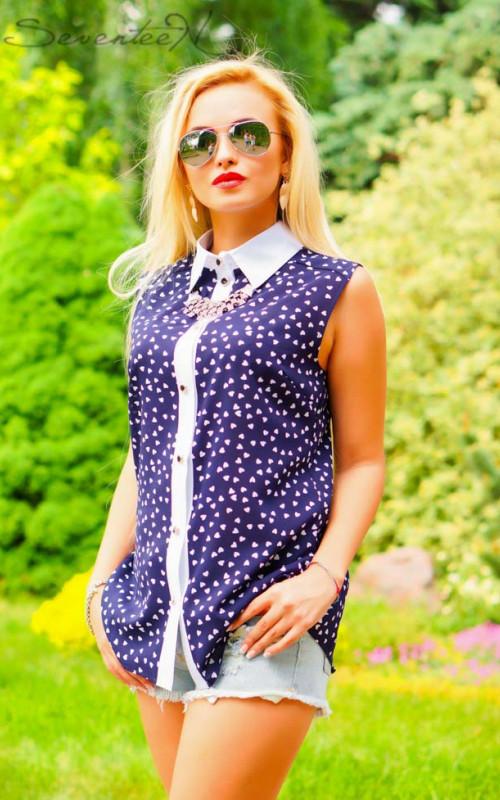 Блуза 419.0920-01  3